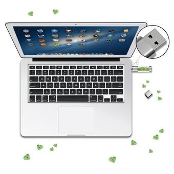 512GB Creative Diamond USB Flash Memory Stick Pen Drive Storage Thumb Disk Key USB (rose red) - intl - 4