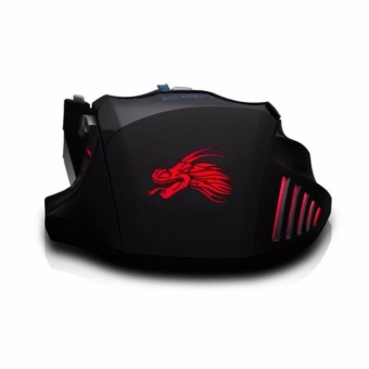 5500DPI 7 Button LED Optical USB Wired Gaming Mouse Mice For ProGamer - intl - 4