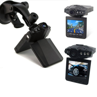 6 LED Full HD 1080P Car DVR Camera Vehicle Video Recorder Dash CamNight Vision - intl