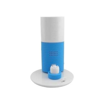 720P HD Wireless Smart IP Camera w/ TF / Wi-Fi - White + Blue - intl - 5