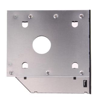 9.5mm Universal SATA 2nd HDD SSD Hard Drive Caddy for CD/DVD-ROMOptical Bay - Intl - intl - 2