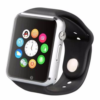 A1 Bluetooth Smart Watch With SIM Phone Call Take Selfie for iPhoneand Android (Black) - intl