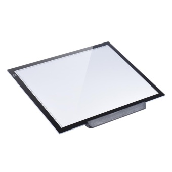 A3 47 * 37cm 21.4 inch LED Artist Stencil Board Tattoo Drawing Tracing Table Display Light Box Pad LED Copy Board Intelligent Touch Control 3 Adjustable Brightness Levels with Multifunction Holder - intl - 4