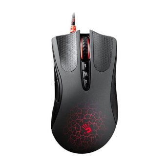 A4Tech A90 Bloody Wired Optic Micro Switch Gaming Mouse and A4TechB-080 Bloody Mousepad - 2