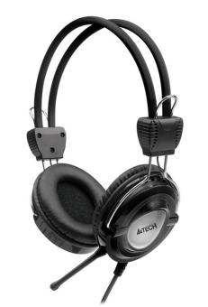 A4Tech HS-19 ComfortFit Stereo Headset (Grey)