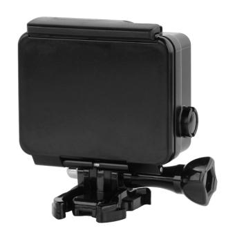 Accessories for GoPro Waterproof Housing Case for GoPro Hero 4 /3+(Black) - 5