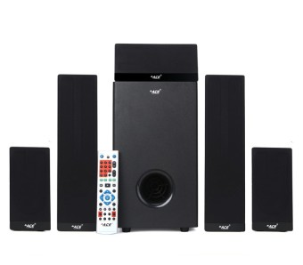 Ace A-9680 5.1channel Home Theater System with Full HDMulti-formatDVD player - 4