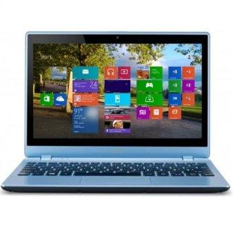 "Acer Aspire V5 122P-42154G50NBB 11.6"" AMD A41250 4GB Blue Windows 8"