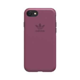 Adidas Dual Layer Protective Case For iPhone 7 (Maroon)
