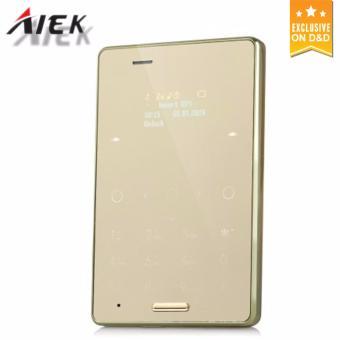 AIEK M4 Ultra-thin Pocket Dual SIM Card Cell Phone - 2