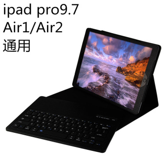 Air2/Pro9/mini2 full edging Bluetooth keyboard Leather cover protective case