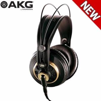 AKG K240 Professional Over Ear Studio Headphones - intl