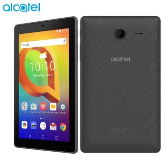 "Alcatel PIXI 4  7""  WiFi Tablet (Volcano Black)"