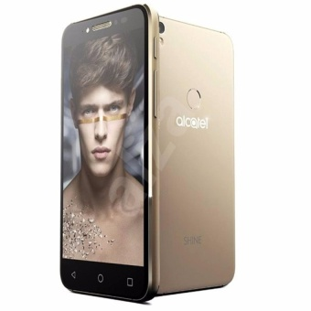 Alcatel Shine Lite Gold Image