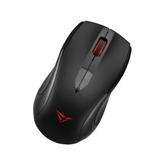 Alcatroz Xplorer 5500M Multimedia Gaming Keyboard and MouseCombo-Black/Red - 3