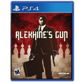 Alekhine's Gun Game for PS4