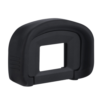 Allwin Viewfinder Eyepiece Rubber Eyecup EG For Canon EOS 1DS MarkIII 5D 6D 7D (Black) - intl - 2