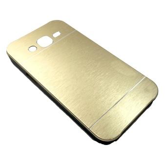 Aluminum Metal Case for Samsung Galaxy J2 (Gold)