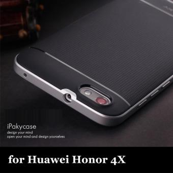 Amazing top quality 100% original IPAKY brand case for huawei honor4X silicone case in stock - intl - 2