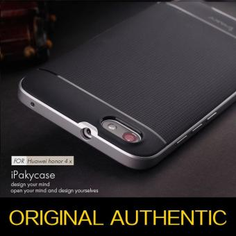 Amazing top quality 100% original IPAKY brand case for huawei honor4X silicone case in stock - intl - 4