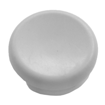 Analog Controller Stick Cap 3D Joystick Cap For New 3DS(White) -intl - 2