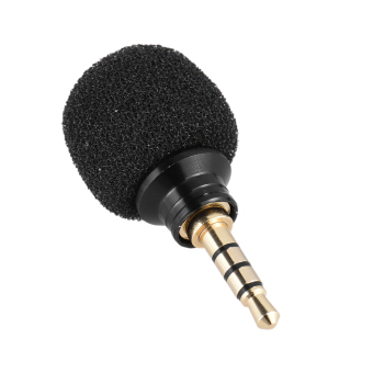 Andoer Cellphone Smartphone Portable Mini Omni-Directional Mic Microphone for Recorder for iPad Apple iPhone5 6s 6 Plus Outdoorfree - intl - 3