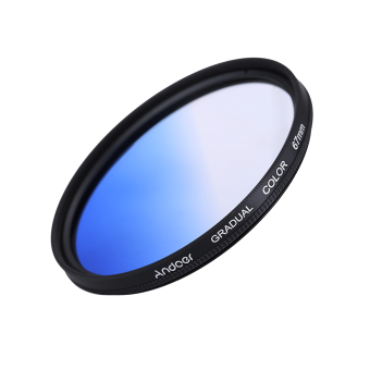 ... Andoer Professional 55mm Gnd Graduated Filter Set Gnd406 Gray Blue Source Nikon Source