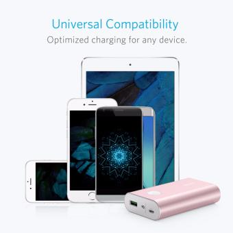 Anker PowerCore+ 10050 Portable Charger Pink - 5