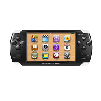 "Ansee 4.3"" LCD Portable Game Console 4GB Black"