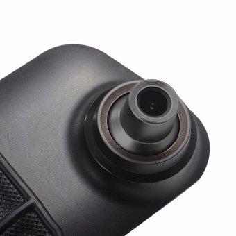 Anytek Q3D 5.0 inch HD Car Rear View Mirror Dash Camera Recorder (Silver) - 4