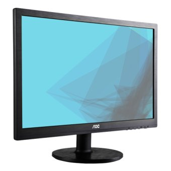 "AOC E1670SW 15.6"" LED Monitor - picture 2"