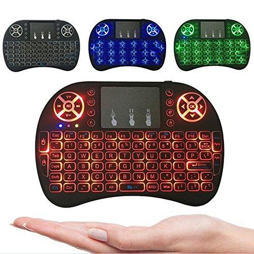 Pc Source · Aoxun Mini Wireless Keypad Portable Handheld Android Keyboard LEDBacklit With .