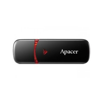 Apacer AH333 32GB Pen Cap USB Flash Drive (Mysterious Black) - 3