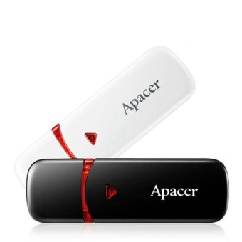 Apacer AH333 32GB Pen Cap USB Flash Drive (Mysterious Black) - 4