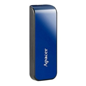 Apacer AH334 32GB Retractable USB Flash Drive (Starry Blue)