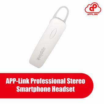APP-Link Professional Stereo Smartphone Headset (white) #APT-003 Price Philippines