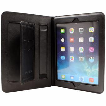 Apple Essentials Jehoel Smart Leather Case for iPad Air and Air 2 (Black)