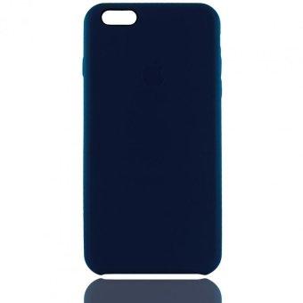 Apple Essentials Leather Coated Case for iPhone 6s/ 6 Plus (Denim Blue)