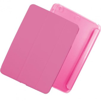 Apple Essentials Leather Smart Case for iPad Mini 2 (Pink)