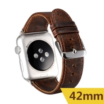 Apple iwatch2/42mm leather business Apple watch strap