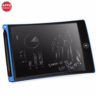 APPO HSP85 Ultra-thin One Button Erase 8.5 inch LCD Writing Tablet (Blue) - 3