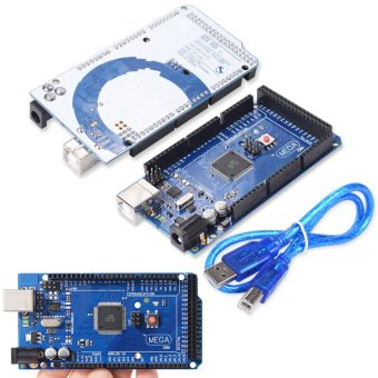 Arduino MEGA 2560 R3 Arduino Compatible Board with USB Cable