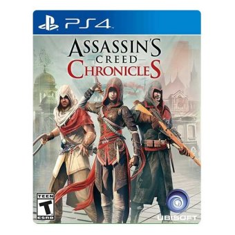 Assassin's Creed Chronicle Game R1 for PS4