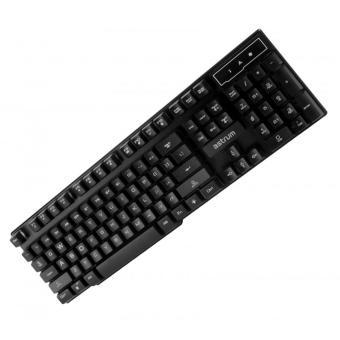 Astrum KL610 Backlit Led 3 Backlight Colors Wired Gaming Keyboard - 2
