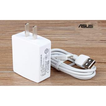 Asus-1A Fast Charger For Smart Phone (White)