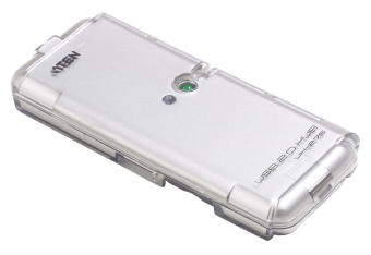 Aten UH275 USB Hub (Silver) - picture 2