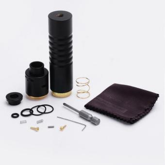 Authentic ADVKEN Mad Hatter 24 RDA + Mechanical Mod Kit Price Philippines