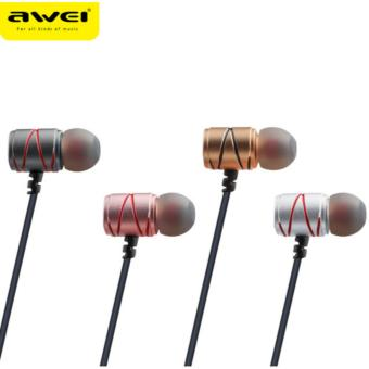 Awei ES-910TY The Ultimate Portable Hi-Fi Earphones (Gold) - 2