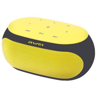 AWEI Y200 Hifi Bluetooth Speaker V.3.0 (Yellow)
