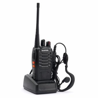 Baofeng BF-888S VHF/UHF FM TRANSCEIVER Portable Walkie-Talkie Two-Way Radio - 4